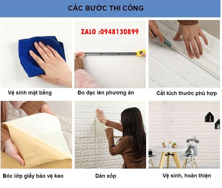 Thi Cong Mieng Xop Dan Tuong Dam Bao Chat Luong
